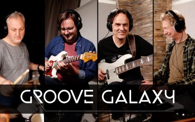 Fusion Jazz Live Stream – Groove Galaxy Konzert & Interview