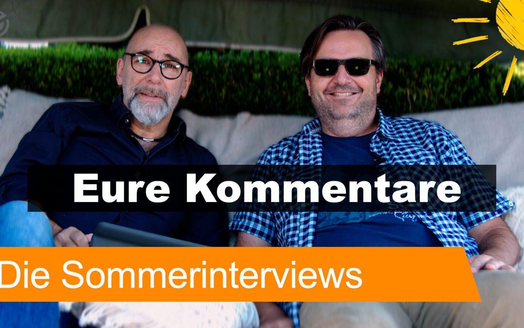 Sommerinterviews – SUPERGAIN TV 134