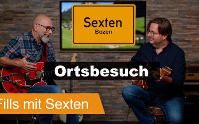 Gitarrensolo und Fills mit Sexten – SUPERGAIN TV 139