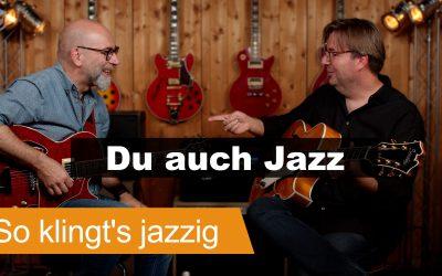 Wie klingt dein Solo nach Jazz?