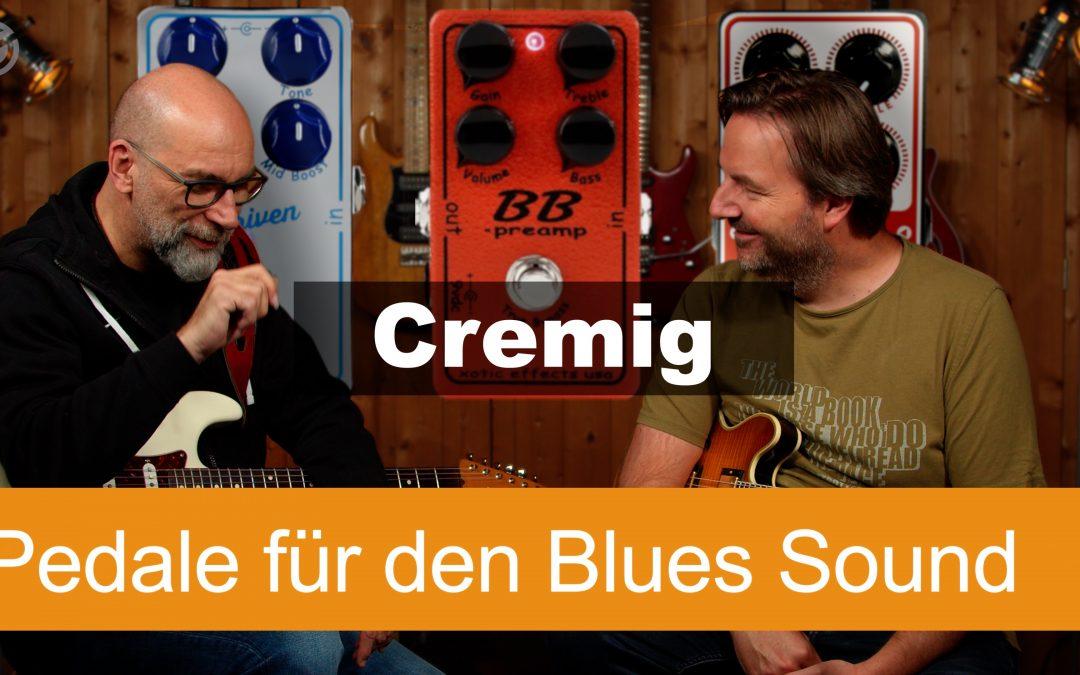 Pedale für den Blues Sound – SUPERGAIN TV 127