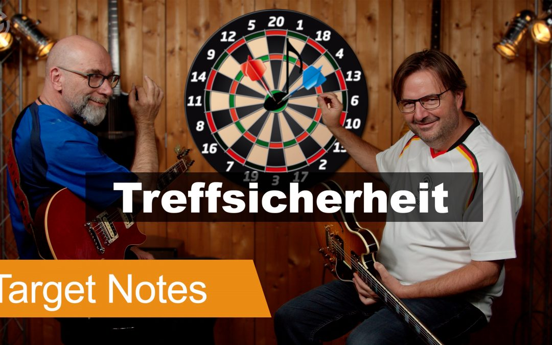 Target Notes im Blues Solo