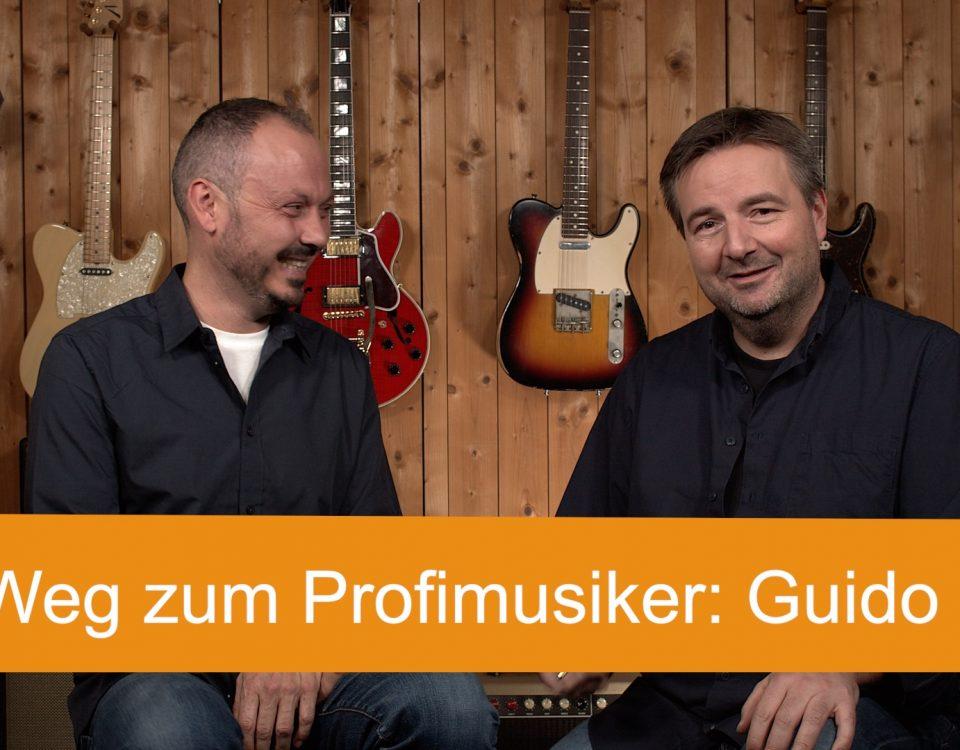 Profimusiker Guido May Schlagzeuger Drummer Profischlagzeuger