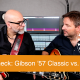 SUPERGAIN TV 24: Gibson CS 356 Pickup Check - Gibson Classic 57 und Lollar Imperial Humbucker